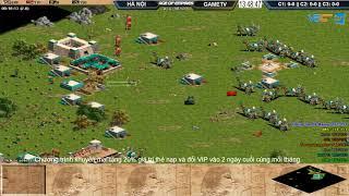 AoE || 44 Random Vec vs GameTV 16-08-2017