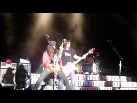 Tesla - Mama's Fool Family Jam Oklahoma City September 26 2009 HD