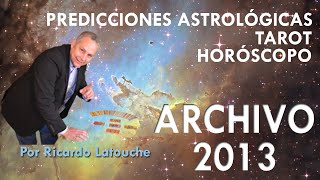 Predicciones 2013 A Travs Del Tarot - Ricardo Latouche Tarot