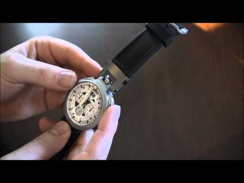 Bovet Pininfarina Cambiano Watch Review