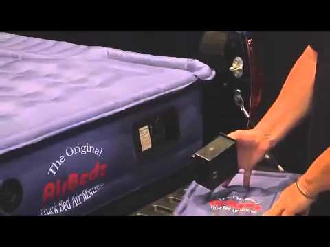 Truck Bed Mattresses Airbedz At The Outdoor Retailer
