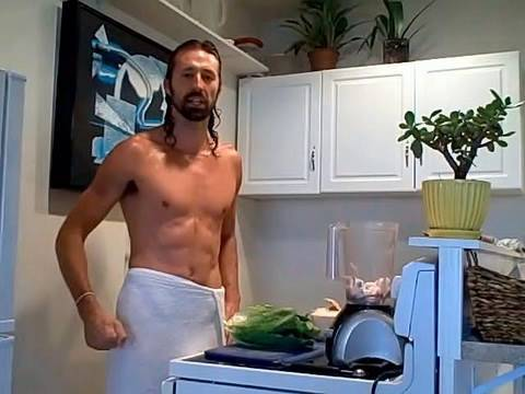 VARICOSE VEINS? BALDING? - A raw food recipe like a COCONUT SMOOTHIE can help!