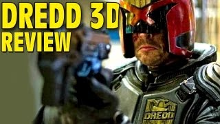 Dredd - DREDD 3D Movie Review