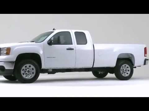 2012 GMC Sierra 3500 HD Video