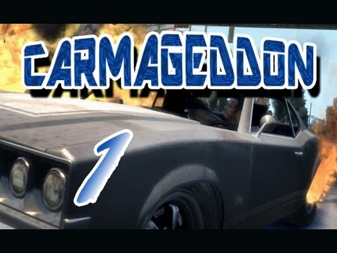 MAYDAY, MAYDAY! - GTA IV Carmageddon part 1 - ft. Nova & Immortal