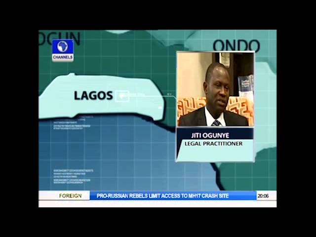 POLITICS TODAY: Impeachment Saga In Nasarawa, Politically Motivated -- Lawyer PART1