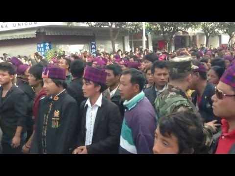 Kachin Minority Want China's Action in Conflict with Burma