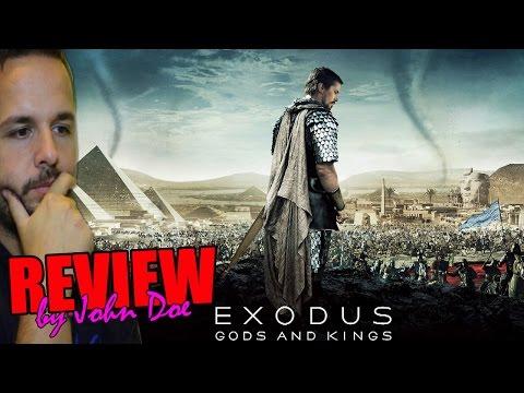 Exodus : Dioses y Reyes (2014) - REVIEW - CRITICA- HD - John Doe - Ridley Scott- Christian Bale