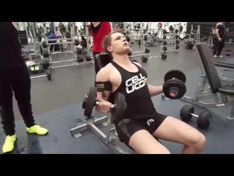 The INBA Team | Chest Workout