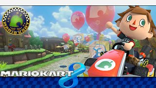 Mario Kart 8 DLC: Crossing Cup - 200cc (4-Player)