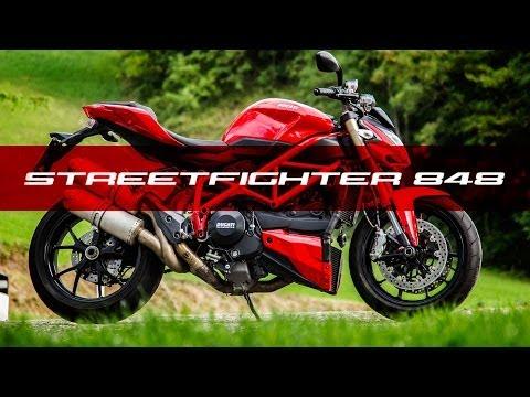 Ducati Streetfighter 848 - MotoGeo Review