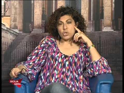 Sicilia Sera. Ospite Michela Giuffrida. 10/05/14
