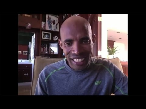 Rapid Fire Questions with Meb Keflezighi