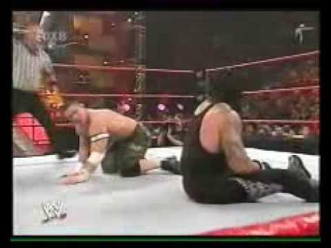 Undertaker vs John Cena 2006