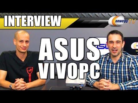 ASUS ViVoPC Interview - Newegg TV