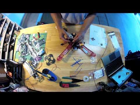 DJI F450 Build