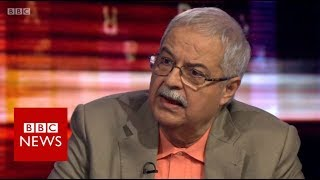 HardTalk: Hameed Haroon, CEO of Dawn Media Group - BBC News