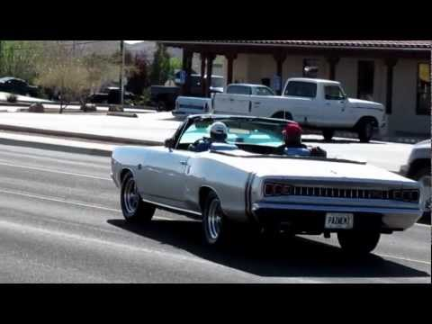 Drag Racing Muscle Cars ~ Mopars at the Strip