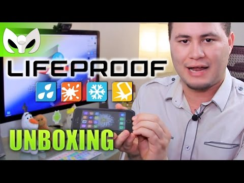 LifeProof Para iPhone 6 y 6 Plus (Unboxing + Review)