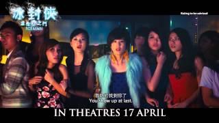 Iceman 冰封俠: 重生之门 Official Trailer 2