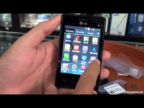 Khui hộp LG Optimus L3 II E425 - www.mainguyen.vn