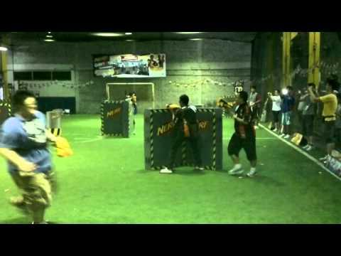 2012 NERF Dart Tag Finals