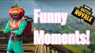 Fortnite Funny Moments #4