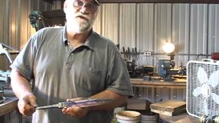 Birth of a Bagwell Bowie Knife