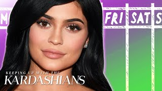 How To Get Through The Week Like Kylie Jenner | KUWTK | E!