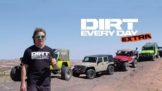 Women's Trail Ride in Moab - Dirt Every Day Extra