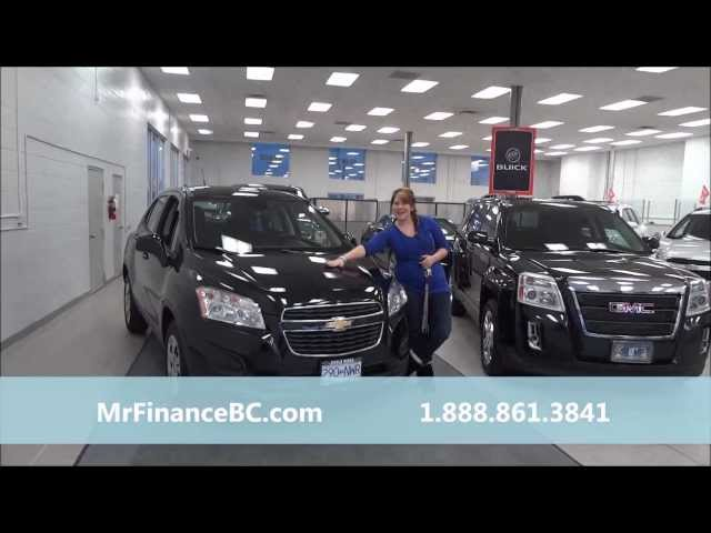 2013 Chevy Trax sold to Sara