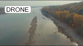 PANORÁMA DUNAFÖLDVÁR DUNAPART 2018 10 19 DRONE