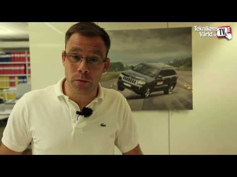 New Jeep Grand Cherokee 2014 moose test