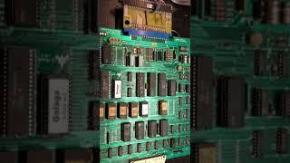 Galaga PCB rebuild