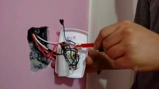 Instalar Ventilador de Teto em Paralelo - Ventilador só funciona com a Lampada ligada - Resolvido