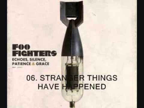 Foo Fighters - Echoes, Silence, Patience & Grace (Full Album)
