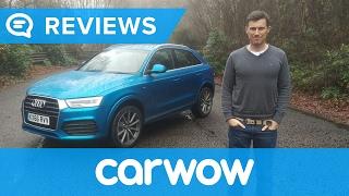 Audi Q3 2018 SUV in-depth review | Mat Watson Reviews