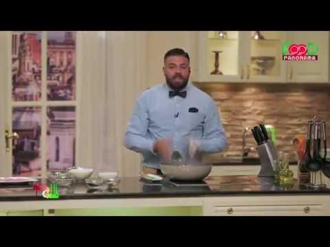 بانوراما فوود طليانى مصرى ياسر فضة #ارز بالدجاج و الكريمة  #فراخ بالزيتون #ميلك تشك
