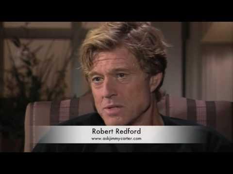 Robert Redford Interview 1991
