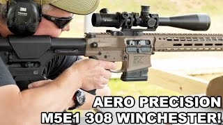 Aero Precision M5E1! 308 Winchester Value