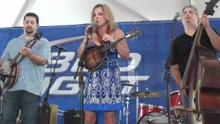 Watch Rhonda Vincent Bluegrass Express video