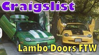 RICER Cars on Craigslist part 16!!!