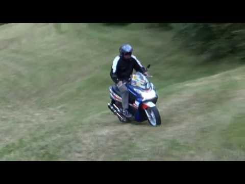 Pcx: Mad Wheelies