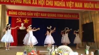 Tiết mục thành công nhất trong ngày duyệt văn nghệ THPT Bảo Lộc