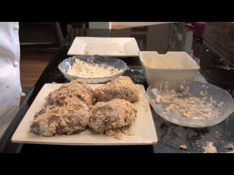 Basic Seitan | Country Chicken Fried Chicken | Vegan KFC Double Down