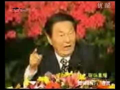 朱镕基總理發表警告台獨的講話Premier Zhu Rongji warned Taiwan independence.