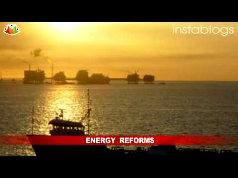 Mexico reforms energy sector