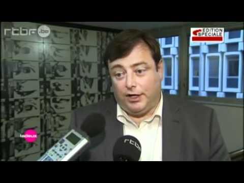 Belgium Bart De Wever et son postérieur