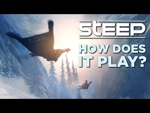 Can Ubisoft's New Snow Sports Game Fill the Gap Left by SSX?