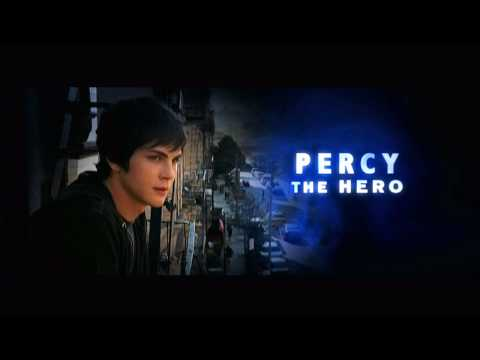 Percy Jackson and the Olympians: The Lightning Thief - Featurette